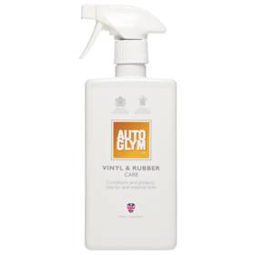 AUTOGLYM VINYL AND RUBBER CARE
