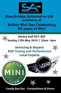 British Mini Day