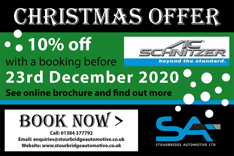 schnitzer upgrade christmas offer