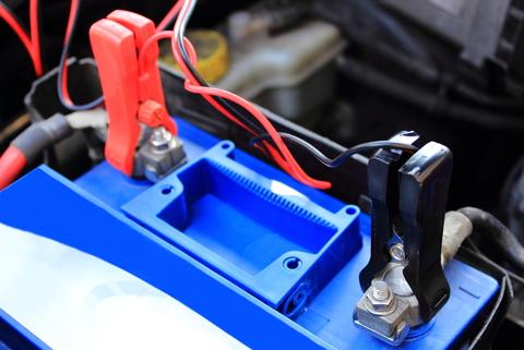 fixing a weak car battery