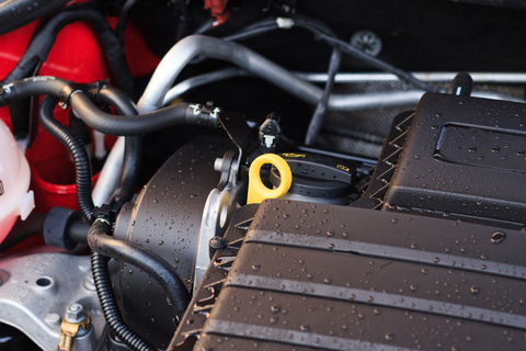 Fuel efficiency vehicle engine
