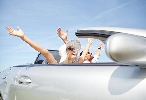 money saving when holiday driving